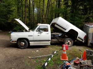 1985 D350 dump for Sale in Port Orchard, WA