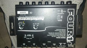 Audiocontrol FOUR.1I In-Dash Equalizer W/ Line Driver (FOUR.1) for Sale in Glendale, AZ