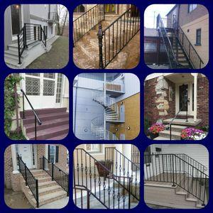 Necesita un soldador ? Necesita reparar su pasamanos ? Did you need a welder to fix your handrails ? We do any welding job ? for Sale in Manassas, VA