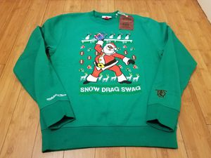 Mitchell and Ness NFL Crewneck sweater size M for Men for Sale in South Gate, CA