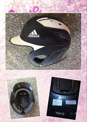 Baseball helmet Adidas size M for Sale in Bellevue, WA