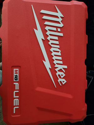 Milwaukee Tool Case for Sale in Downey, CA