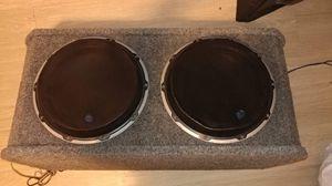 JL Audio 12W6 dual 4-ohm subwoofers for Sale in La Vergne, TN