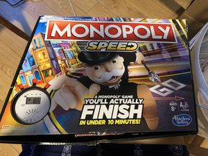 monopoly speed for Sale in Providence, RI