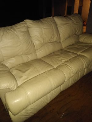 Sectional with sleeper for Sale in Port St. Lucie, FL