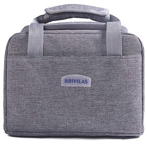 Lunch Bag Tote Bag Lightweight, Insulated Lunch Container (Gray) for Sale in Rancho Cucamonga, CA