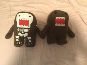 Domo Plush Toys for Sale in Los Angeles, CA