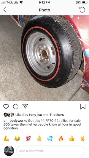 """Rallies 14"""" for Sale in Oakland, CA"""