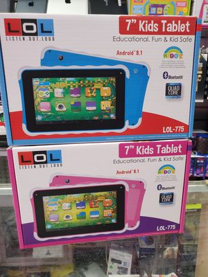 """7"""" kids TABLET AVAILABLE. New in box for Sale in Los Angeles, CA"""