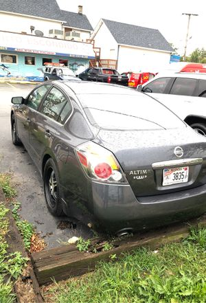 2008 Nissan altima 2.5 s for Sale in Joliet, IL