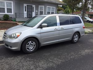 2007 Honda Odyssey mini van clean title for Sale in Hayward, CA