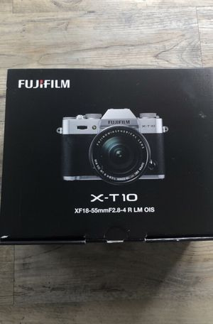 Fugifilm digital camera X-T10 With lens XF18-55mm for Sale in Celebration, FL