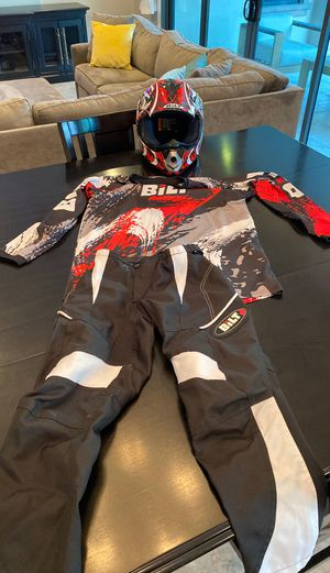 Boys Motorcycle Riding Gear for Sale in Chandler, AZ