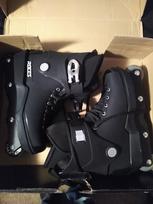 Roces aggressive rollerblades size 9 men's for Sale in Mount Airy, MD