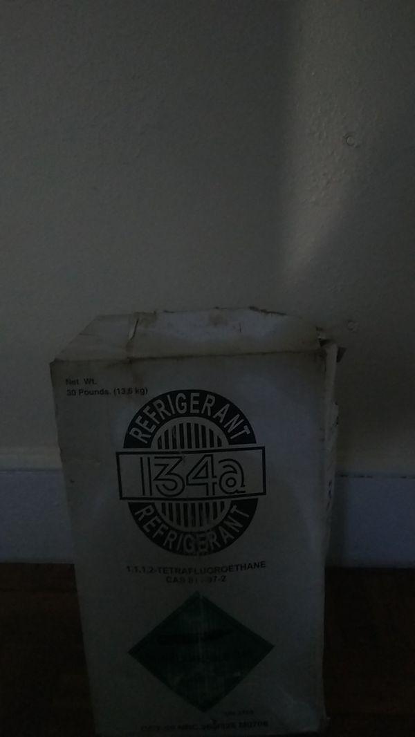 R134A 25lbs
