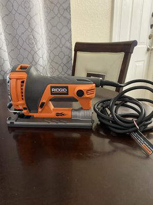 Ridgid Jig Saw for Sale in Miami, FL