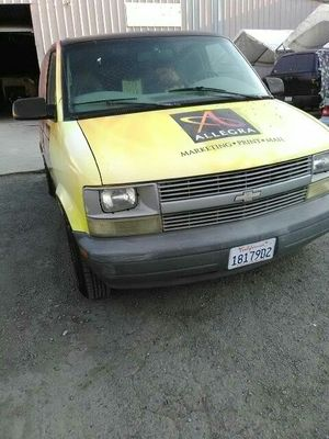 2000 Chevy Astro service van for Sale in Los Angeles, CA
