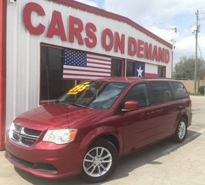 2014 Dodge Grand Caravan for Sale in Pasadena, TX