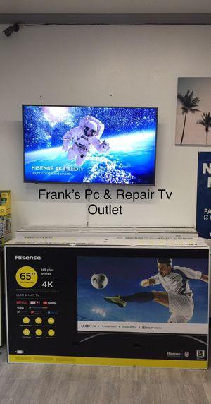 $39 DOWN/ 65 INCH HISENSE 240HZ 4K SMART TV 📺 for Sale in Chino, CA