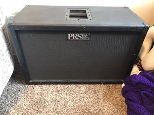 PRS 2 x 12 Speaker Cabinet w/ Celestion Vintage 30s for Sale in Tacoma, WA