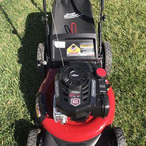 Craftsman 7.25 Platinum Series Lawnmower for Sale in Bonita, CA