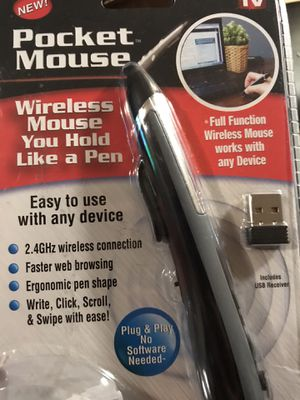 New pocket mouse for Sale in Federal Way, WA