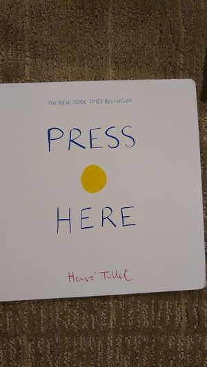 Press Here by Herve Tullet for Sale in Seattle, WA