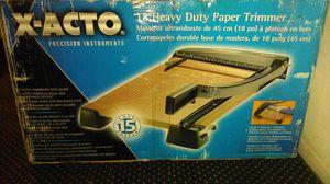 X acto paper trimmer for Sale in Pomona, CA