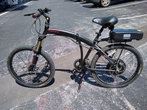 Prodeco Phantom X2 foldable electric bicycle for Sale in Oakland Park, FL