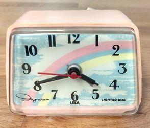 Vintage Ingraham Electric Alarm Clock, WORKS! 😊 for Sale in Silver Spring,  MD