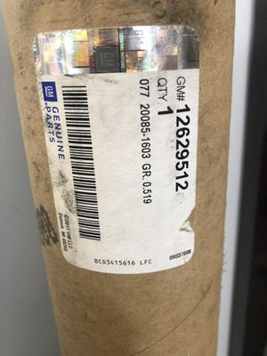 Chevy Camshaft Genuim GM Part-NEW- for Sale in Riverside, CA