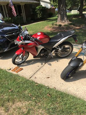 2012 Cbr 250rr Perfect Condition for Sale in Fairfax, VA