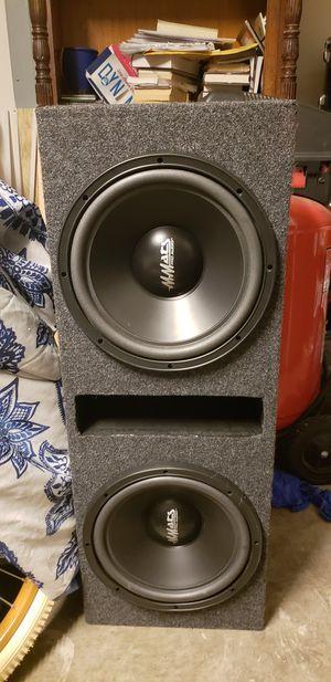 Mmats pro audio 12s for Sale in Jacksonville, FL