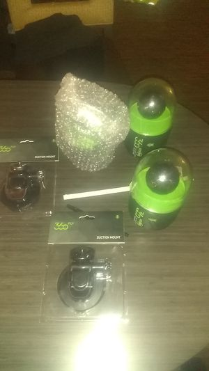 360 fly 4k camara. I have 3 of them for Sale in Richmond, VA