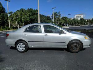 2003 Toyota Corolla for Sale in Sarasota, FL