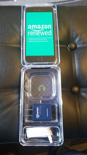SAMSUNG GALAXY 6S PLUS UNLOCKED for Sale in Takoma Park, MD