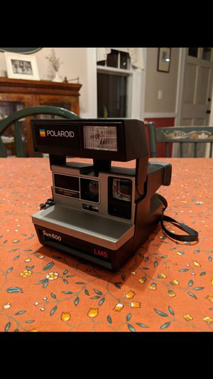 Vintage Polaroid in awesome condition for Sale in Goshen, CT