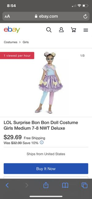 Lol surprise bon bon doll for Sale in Hayward, CA