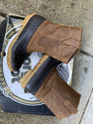Georgia boots 11M new good condition for Sale in Woodstock, GA