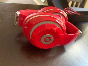 Beats red headphones for Sale in Fresno, CA