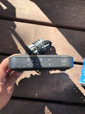 Cisco DPC3008 DOCSIS 3.0 Cable Modem for Sale in Rosemead, CA