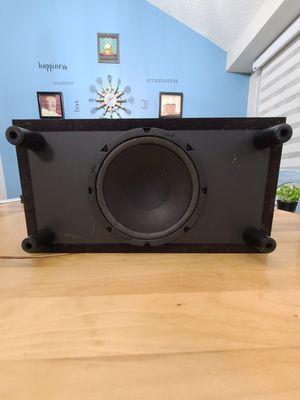 Polk Audio Subwoofer model PSW120. Polk Audio RM 2300 speakers nice sound high end speakers- ,Polk RM 2300 for Sale in Charlotte, NC