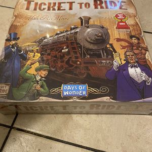 Ticket To Ride for Sale in Anaheim, CA