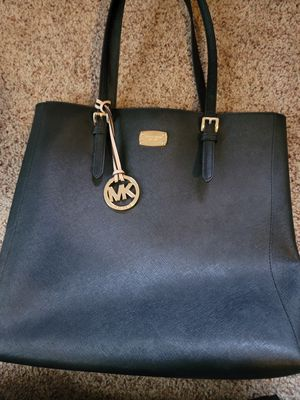 Michael Kors tote laptop bag black for Sale in San Antonio, TX