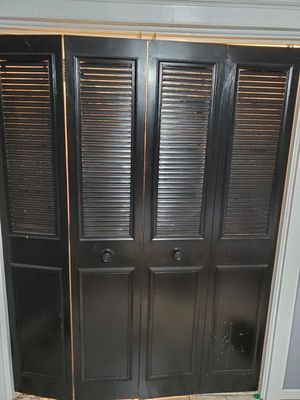 Bifold metal doors for Sale in Winter Haven, FL