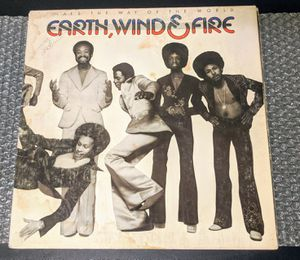 "Earth, Wind & Fire: That's The Way The World Works (12"") Vinyl LP for Sale in Huntington Beach, CA"