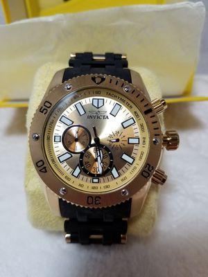 Brand New Authenic Invicta Sea Spider Quartz Watch for Sale in Boulder, MT