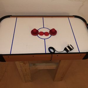 Mini Air Hockey Table for Sale in Albuquerque, NM