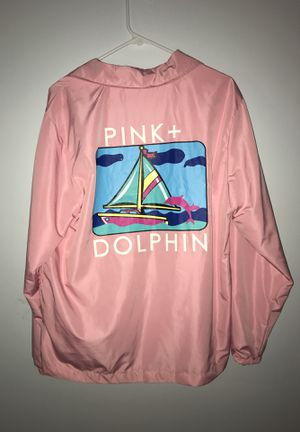 Pink Dolphin coachman jacket for Sale in Burke, VA