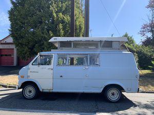 1969 Ford Econoline Camper van for Sale in Seattle, WA